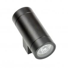 Уличный настенный светильник Lightstar 351607 Paro Черный