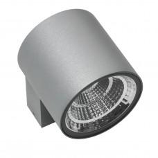 Уличный настенный светильник Lightstar 360694 Paro 10 Вт 800Lm 4000K Серый