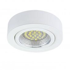 Мебельный светильник Lightstar 003130 Mobiled 3,5 Вт 270Lm 3000K Белый
