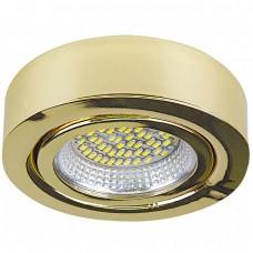 Мебельный светильник Lightstar 003132 Mobiled 3,5 Вт 270Lm 3000K Золото