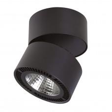 Светодиодный спот Lightstar 214837 Forte Muro 26 Вт 1950Lm 4000K Черный
