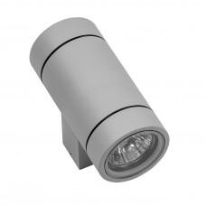 Уличный настенный светильник Lightstar 351609 Paro Серый