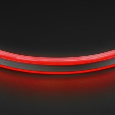 Лента гибкая неоноваяLightstar 430101 NEOLED 220V120LED/m 6-7Lm/Chip 9,6W/m, 50m/reel красный цвет IP65