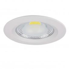 Встраиваемый светодиодный светильник Lightstar 223152 Forto 15 Вт 1430Lm 3000K Белый