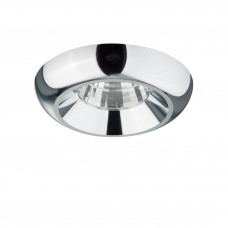 Встраиваемый светодиодный светильник Lightstar 071074 Monde 7 Вт 560Lm 3000K Хром