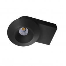 Потолочный светильник Lightstar 051217 Orbe 15 Вт 1240Lm 4000K Черный