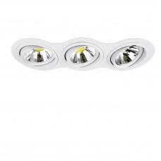 Встраиваемый светодиодный светильник Lightstar 214336 Intero 111 Белый