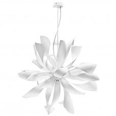 Подвесная люстра Lightstar 754266 Turbio 36 Вт Матовый Белый