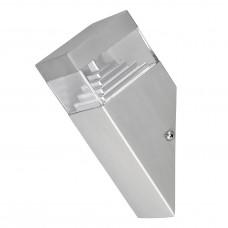 Уличный настенный светильник Lightstar 377605 Raggio 6 Вт 300Lm 4000K Алюминий