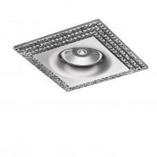 Встраиваемый светильник Lightstar 011984 Miriade Хром