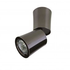 Светодиодный спот Lightstar 214458 Rotonda Черный хром