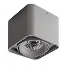 Потолочный светильник Lightstar 052119 Monocco 10 Вт 860Lm 4000K Серый