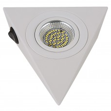 Мебельный светильник Lightstar 003140 Mobiled Ango 3,5 Вт 270Lm 3000K Белый