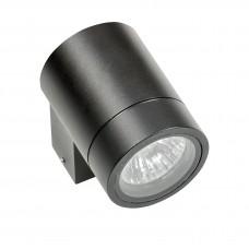 Уличный настенный светильник Lightstar 350607 Paro Черный
