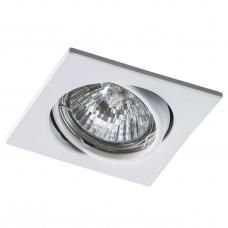 Встраиваемый светильник Lightstar 011940 Lega 16 Белый