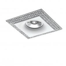 Встраиваемый светильник Lightstar 011986 Miriade Белый