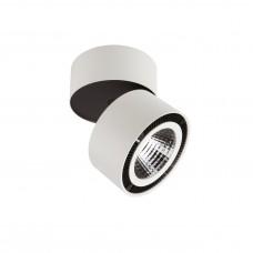 Спот Lightstar 213850 Forte Muro 40 Вт 3400Lm 3000K Белый; Черный