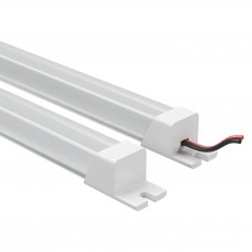Лента в PVC-профиле Lightstar 409124 Profiled 12V 19.2W 240LED 4500K,1шт=2м
