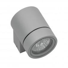 Уличный настенный светильник Lightstar 350609 Paro Серый