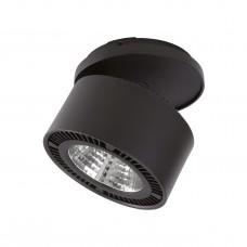 Светодиодный спот Lightstar 214847 Forte inca 40 Вт 3400Lm 4000K Черный