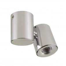 Потолочный светильник Lightstar 051134 Punto 3 Вт 190Lm 3000K Хром IP40