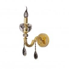 Хрустальное бра Osgona 787612 Montare 6 Вт Золото