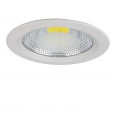 Встраиваемый светодиодный светильник Lightstar 223302 Forto 30 Вт 2850Lm 3000K Белый