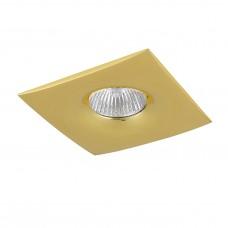 Встраиваемый светильник Lightstar 010032 Levigo Золото