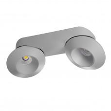 Потолочный светильник Lightstar 051229 Orbe 32 Вт 2480Lm 4000K Серый