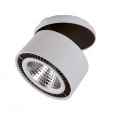 Светодиодный спот Lightstar 214849 Forte inca 40 Вт 3400Lm 4000K Черный; Серый