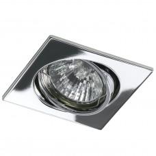 Встраиваемый светильник Lightstar 011944 Lega 16 Хром