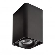 Потолочный светильник Lightstar 052137 Monocco 10 Вт 860Lm 4000K Черный