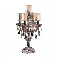 Настольная лампа Osgona 715957 Nativo 30 Вт Черный хром