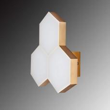 Настенный светодиодный светильник Lightstar Favo 750633