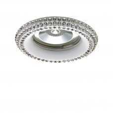 Встраиваемый светильник Lightstar 011996 Miriade Белый