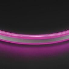Лента гибкая неоновая Lightstar 430108 NEOLED 220V 120LED/m 6-7Lm/Chip 9,6W/m, 50m/reel фиолетовый цвет IP65