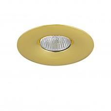 Встраиваемый светильник Lightstar 010012 Levigo Золото