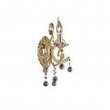 Хрустальное бра Osgona 708612 Elegante 6 Вт Золото