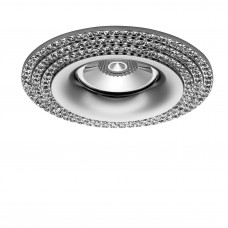 Встраиваемый светильник Lightstar 011974 Miriade Хром