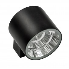 Уличный настенный светильник Lightstar 370672 Paro 20 Вт 1590Lm 3000K Черный