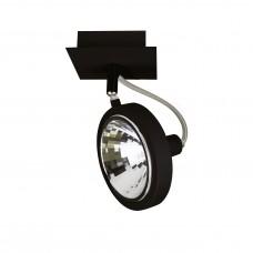 Потолочный светильник Lightstar 210317 Varieta 9 Хром; Черный