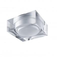 Встраиваемый светодиодный светильник Lightstar 070242 Artico 5 Вт 400Lm 3000K Хром