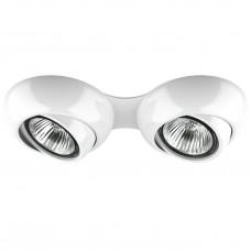 Встраиваемый светильник Lightstar 011826 Ocula Белый