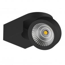 Потолочный светильник Lightstar 055173 Snodo 10 Вт 980Lm 3000K Черный
