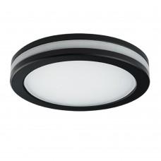 070762 Светильник MATURO LED 9W 730LM ЧЕРНЫЙ 3000K (в комплекте)