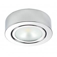 003354 Светильник MOBILED LED COB 3.5W 270LM 90G ХРОМ 3000K (в комплекте)