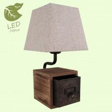 Настольная лампа Lussole Loft GRLSP-0512