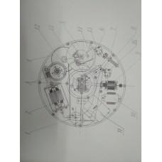 Подъемник с дистанционным управлением MW (МВ) для потолочных светильников-100