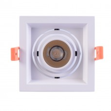 637016101 Круз 1*7W LED 220 V  светильник