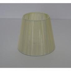 LSH2008 Абажур для настенного светильника 130*100*150 E27 кремовый